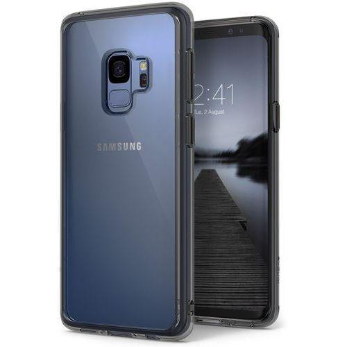 Ringke Fusion Smoke Black etui Galaxy S9, kolor czarny