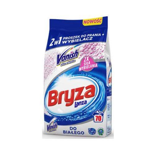 BRYZA 5,25kg Lanza Vanish Ultra White 2w1 Proszek do prania + wybielacz (70 prań)