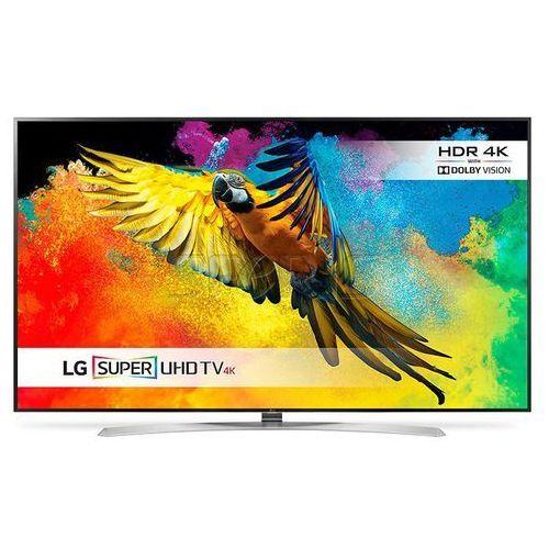 OKAZJA - TV LED LG 86UH955