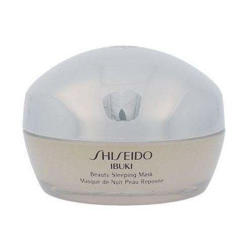 Shiseido Ibuki Beauty Sleeping Mask 80ml W Maseczka do twarzy, kup u jednego z partnerów