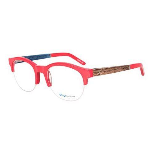 Okulary korekcyjne kallio 143 marki Woodys barcelona