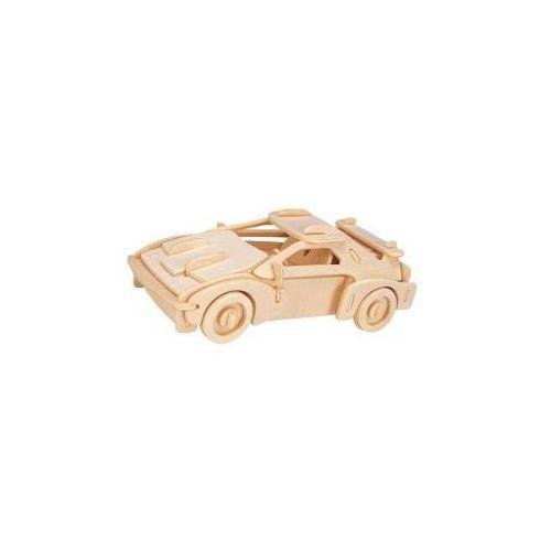Łamigłówka drewniana Gepetto - Samochód rajdowy (Race car) - SZYBKA WYSYŁKA (od 49 zł gratis!) / ODBIÓR: ŁOMIANKI k. Warszawy