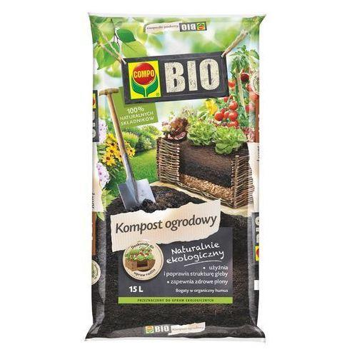 Compo Kompost ogrodowy bio : pojemność - 15 l