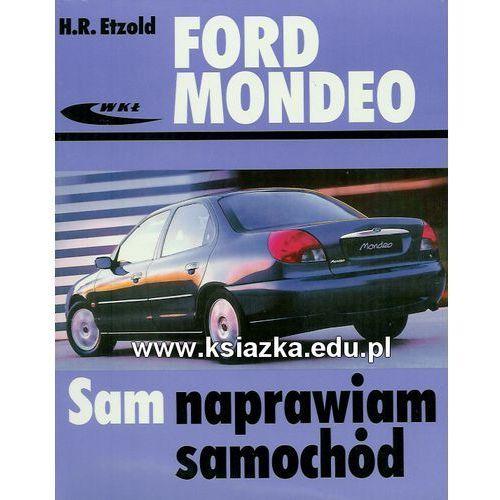 Wydawnictwa komunikacji i łączności Ford mondeo, od listopada 1992 do listopada 2000