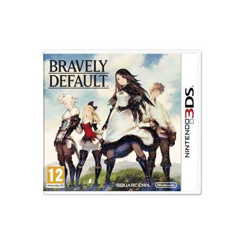 Bravely default 3ds marki Nintendo
