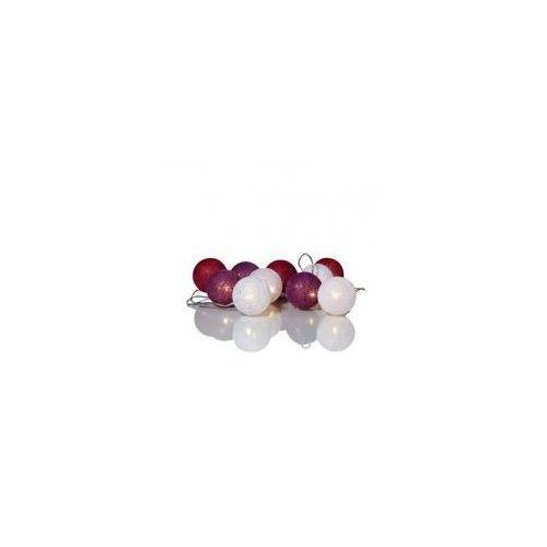 TWIX Light Chain 10LED Purple/Dark Purple/White 703515