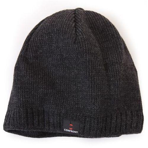 CONFRONT CZAPKA ZIMOWA TERRA GREY 144 - produkt z kategorii- Nakrycia głowy i czapki
