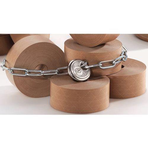 Unbekannt Taśma do klejenia na mokro, security tape z siatką, dł. taśmy 152,5 mm, szer. 70