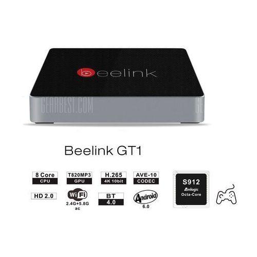 Beelink gt1 tv box octa core amlogic s912, marki Gearbest