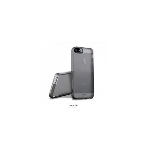 Etui Puro Plasma Cover IPC5PLASMABLK do iPhone 5 czarne (Futerał telefoniczny)