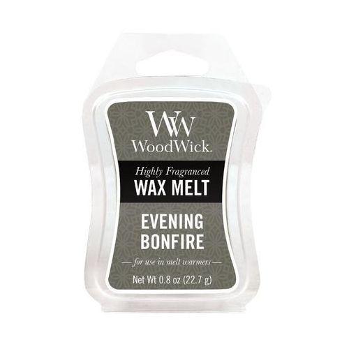 - wosk zapachowy evening bonfire 10h marki Woodwick