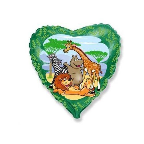 Balon foliowy zwierzątka - 47 cm - 1 szt. marki Go