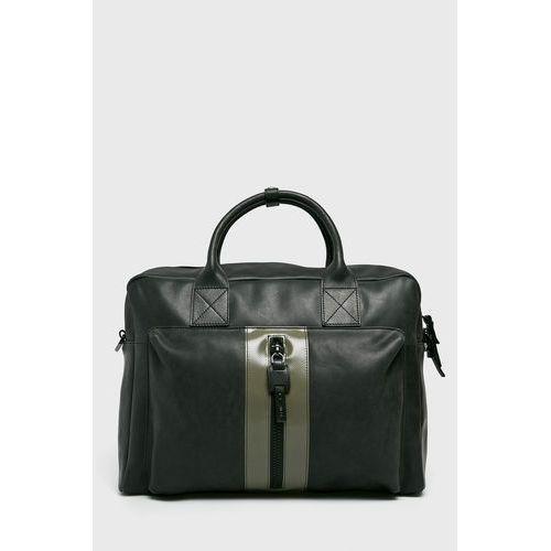 - torba skórzana marki Diesel
