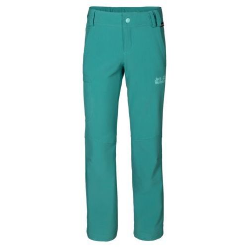 Spodnie ACTIVATE II SOFTSHELL PANTS GIRLS, kolor spearmint