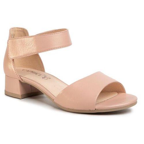 Sandały CAPRICE - 9-28212-24 Rose Perlato 583
