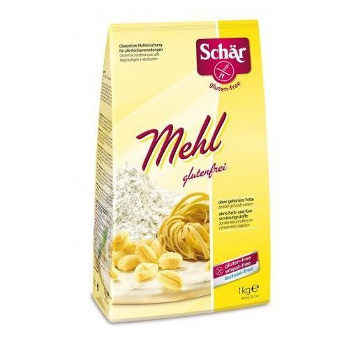 Mehl Farine - bezglutenowa mąka uniwersalna 1kg