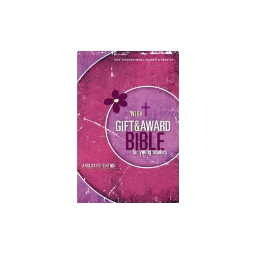 NIrV, Gift and Award Bible for Young Readers, Anglicised Edition, Softcover, Pink (9780310761495)