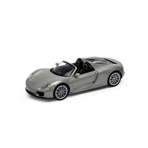 Porsche 918 Spyder Cabrio 1/34 (5902002052597)
