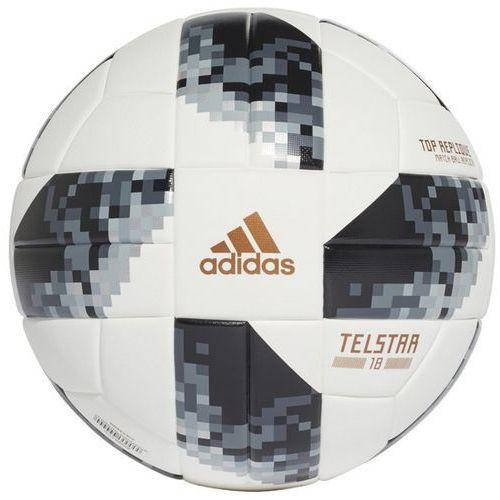 piłka nożna replika mistrzostw świata fifa telstar cd8506 r. 4 marki Adidas