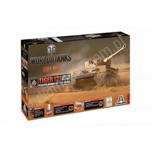 Italeri World of tanks - tiger 131 ''limited edition''  36512 (8001283365123)