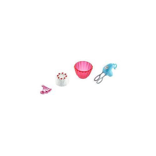akcesoria kuchenne mattel (tort) marki Barbie