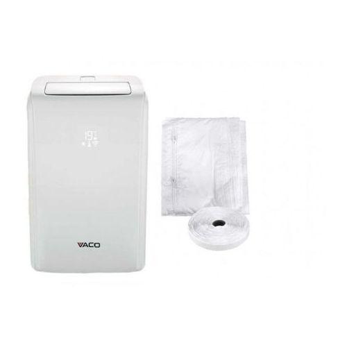 Klimatyzator przenośny Vaco VAC12W - chłodzi - wydajność do ok. 35 m2 GWARANCJA NAJNIŻSZEJ CENY W POLSCE + USZCZELKA