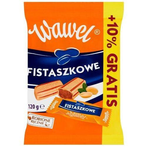 WAWEL 132g Fistaszkowe karmelki nadziewane | DARMOWA DOSTAWA OD 150 ZŁ!