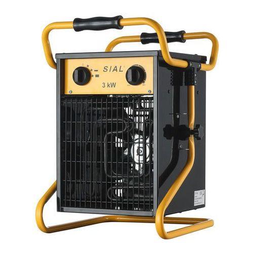 Sial Nagrzewnica elektryczna 3000 w (5057741194517)