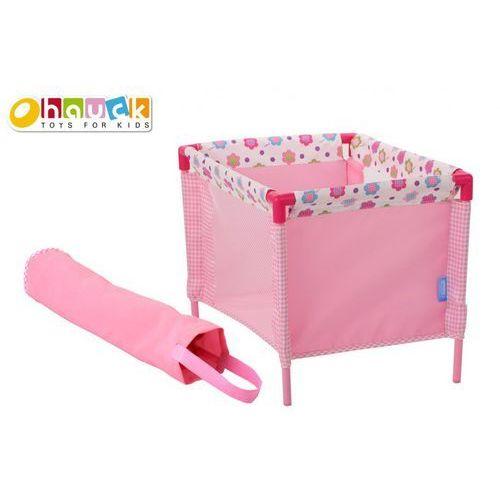 Hauck Łóżeczko dla lalek spring pink (4894352898141)