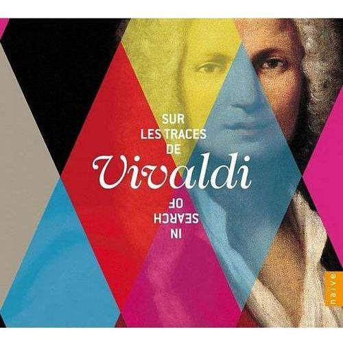 In search of vivaldi 2cd+book - piau,lemieux,jaroussky,coin (płyta cd) marki Universal music / naive classique