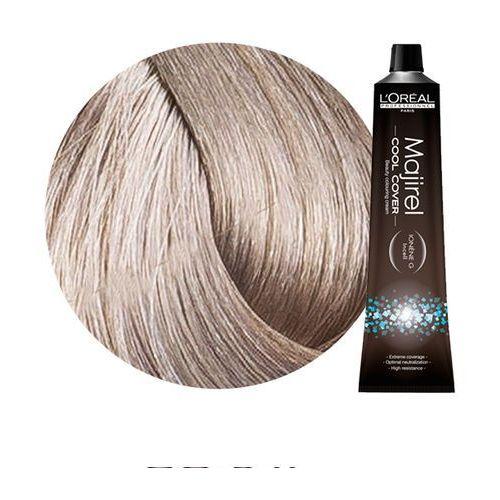 Loreal Majirel Cool Cover | Trwała farba do włosów o chłodnych odcieniach - kolor 9.11 bardzo jasny blond popielaty głęboki 50ml