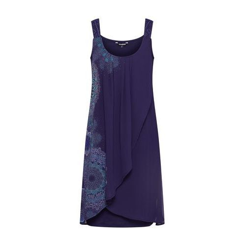Desigual Sukienka 'VEST_SEVILLA' atramentowy / mieszane kolory