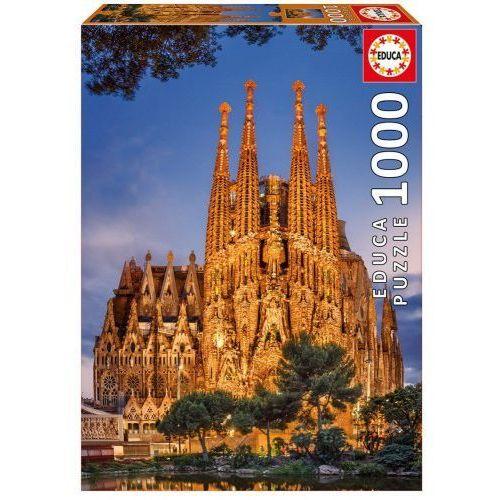 Educa 1000 elementów sagrada familia (8412668170971)