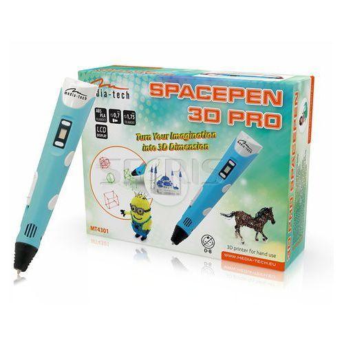 Media-Tech SPACEMAN 3D PRO RĘCZNA DRUKARKA 3D - DARMOWA DOSTAWA!!!, MT4301