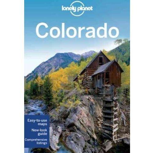 Kolorado Lonely Planet Colorado, oprawa miękka