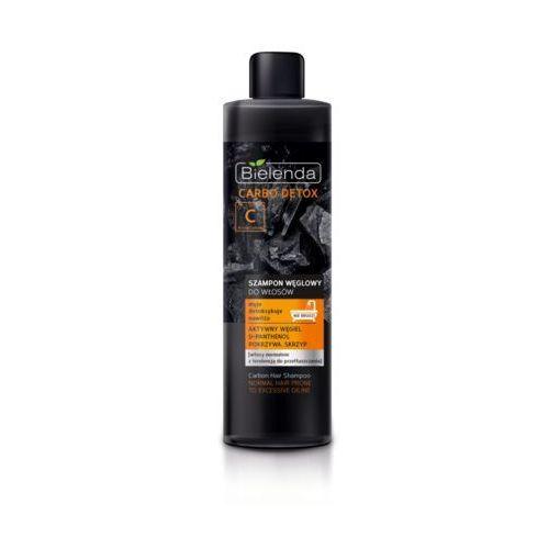 Szampon carbo detox czarny węgiel - 135557- natychmiastowa wysyłka, ponad 4000 punktów odbioru! marki Bielenda