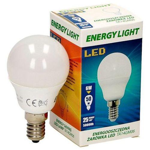 Żarówka SMD2835 6W E14 kulka ENERGY LIGHT, kup u jednego z partnerów