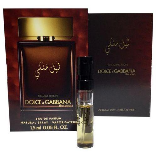 Dolce & Gabbana The One Royal Night Exclusive Edition 1,5ml woda perfumowana [M] PRÓBKA