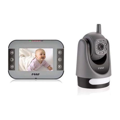 Reer Niania cyfrowa video kamera 330 ekran 3,5cali - kamera 330º i ekran 3,5cali