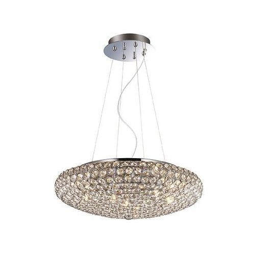 Lampa wisząca king sp7 chrom, 87979 marki Ideal-lux