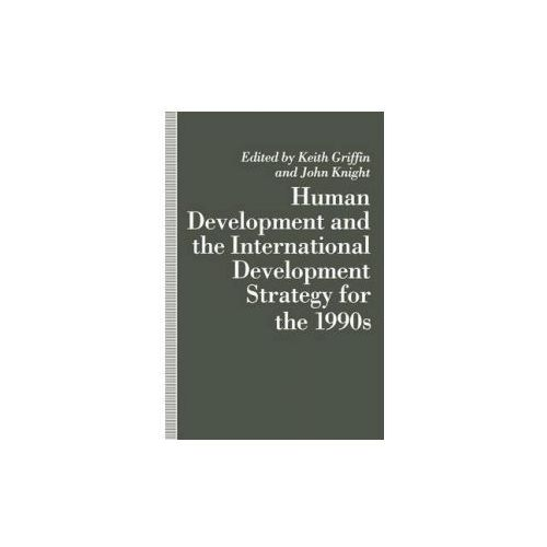 Human Development and the International Development Strategy for the 1990s