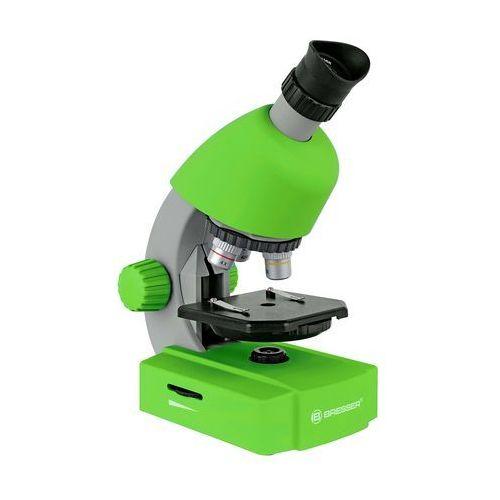Mikroskop junior 40x-640x zielony (8851300b4k000) darmowy odbiór w 21 miastach! marki Bresser