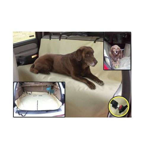 Cars accessories co. Mata zabezpieczająca do samochodu na siedzenie..., dla psa/kota.
