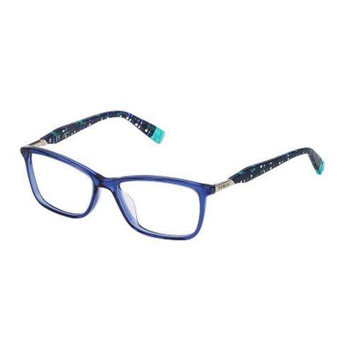 Okulary korekcyjne  vfu028 0g35, marki Furla