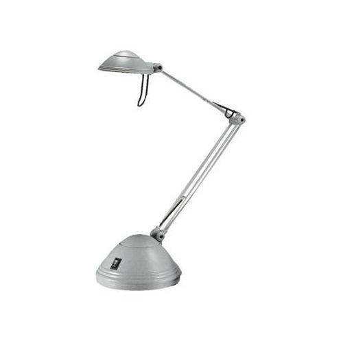 Lampa stołowa halogenowa ELA 1xGY6,35/35-50W szara