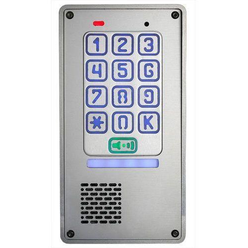 Zestaw domofonowy jednorodzinny z szyfratorem RADBIT BZ GM 1P