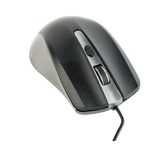 Mysz mus-4b-01-gb (szaro-czarna) marki Gembird