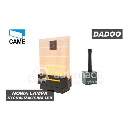 CAME Lampa LED DADOO + dedykowana antena