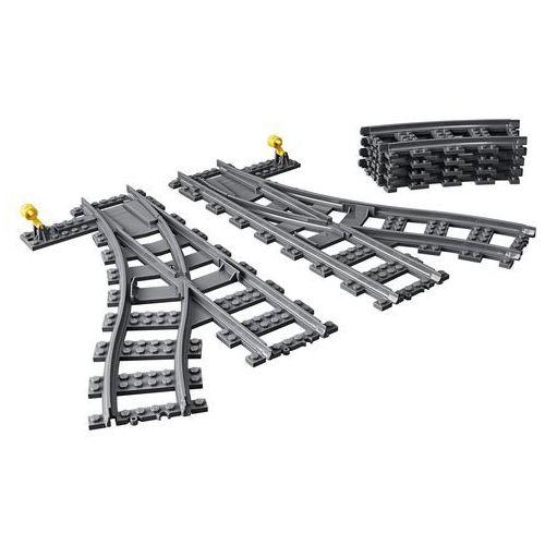 Lego CITY Zwrotnice 60238 - BEZPŁATNY ODBIÓR: WROCŁAW!