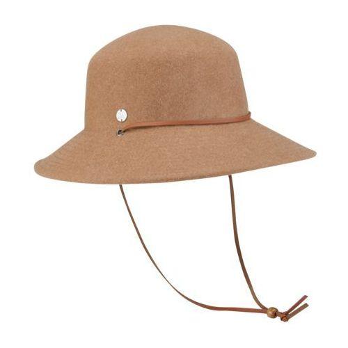 Coal Nowy kapelusz the meadow hat walnut one size